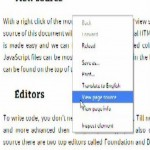 html5 and css3 view source