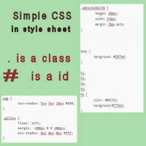 CSS in a WordPress child theme