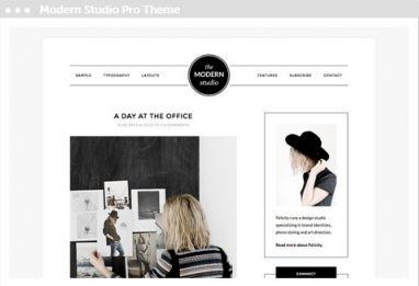 Meij website ontwerpen Delft modern studio pro theme