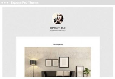 Meij website ontwerpen Delft Expose Pro Theme