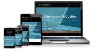 responsief web ontwerp bij Meij Design & Survey