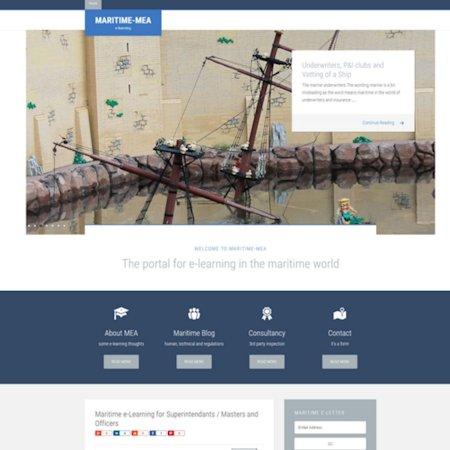 portfolio meij webdesign for expats delft and the Hague marine surveyor