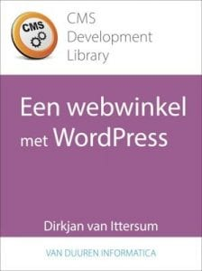 WordPress boek: webwinkel met WordPress maken