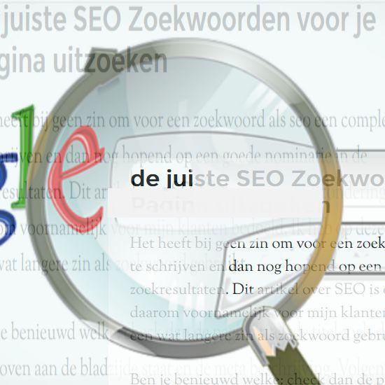 Website SEO, zoekmachine optimalisatie Delft