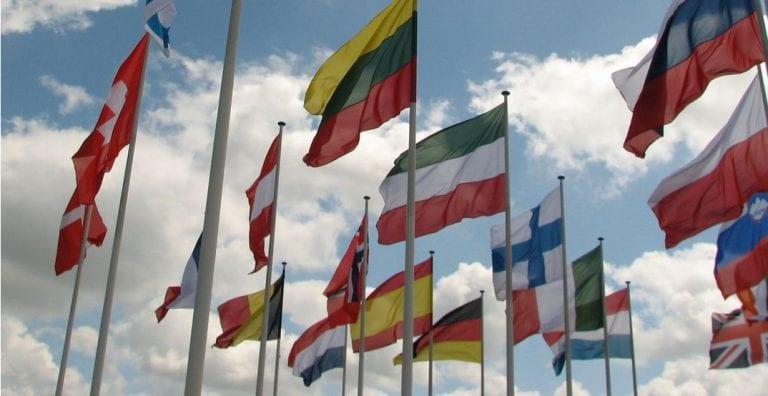 vlaggen en wordpress website meertalig maken