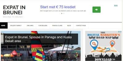 Meij website ontwerpen in Delft portfolio met het weekblad webdesign