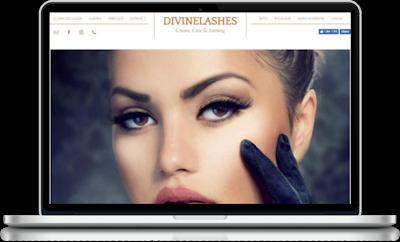 laptop met wordpress website gemaakt door meij webdesign