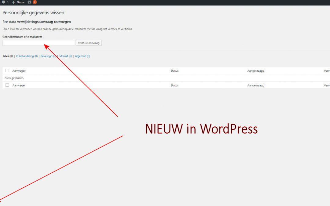 AVG toepassen in WordPress