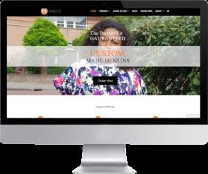 portfolio Meij webdesign: webshop tregzonline