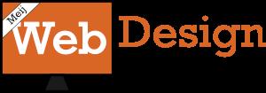 Zakelijke website laten maken wit -oranje Meij webdesign WordPress