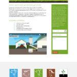 bedrijfswebsite portfolio voor filter bedrijf