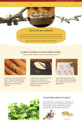 website laten maken juwelier