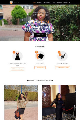 webshop voor kleren op maat
