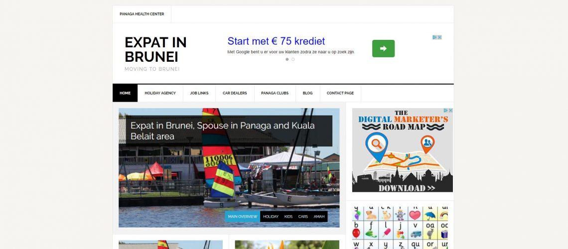 Meij Design & Survey portfolio Wordpress met Genesis News Prs
